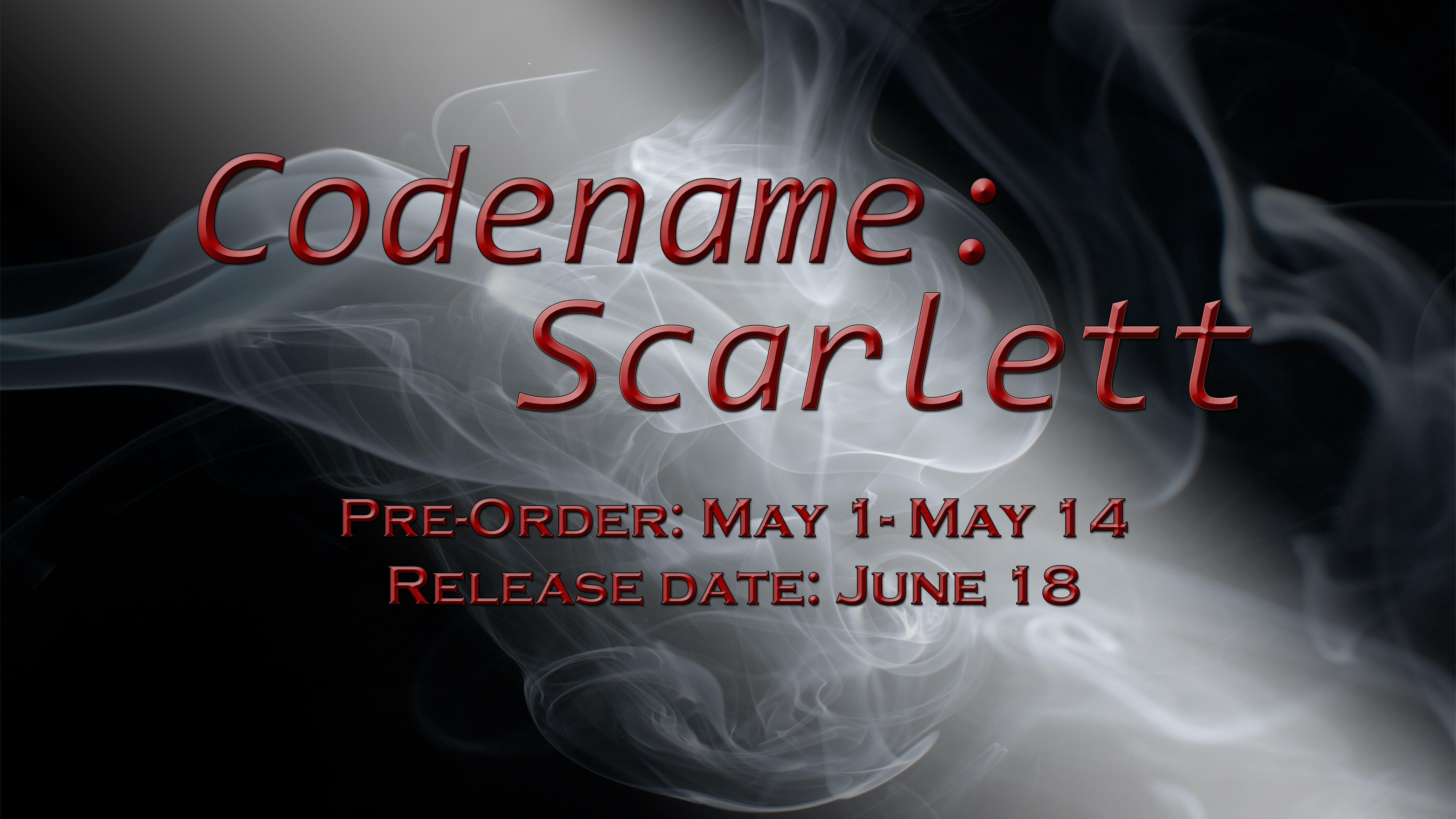 Codename Scarlett - Release Date 2 WS